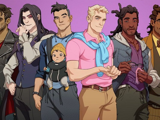 jeux gays dream daddy